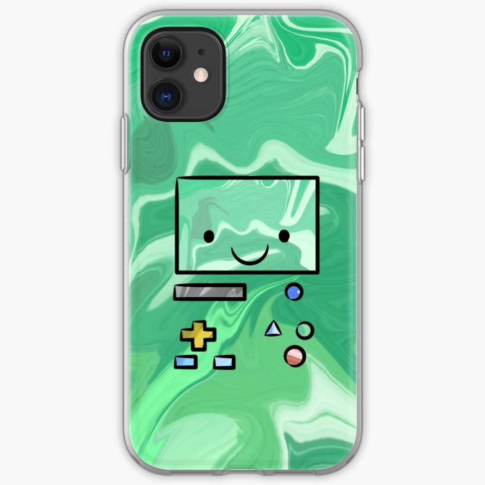 Marble BMO - Adventure Time iPhone Case & Cover