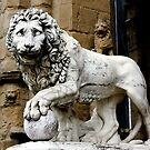 Great Lion of Florence by Bonnie Blanton