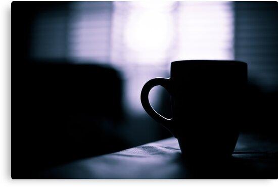morning coffee II by Victor Bezrukov