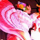 International Festival Latino Americano De Danzas Folcloricas-  Grupo Obrero by Holguinism