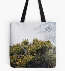 Long Leap Down Tote Bag