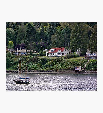 Peaceful Cove Photographic Print