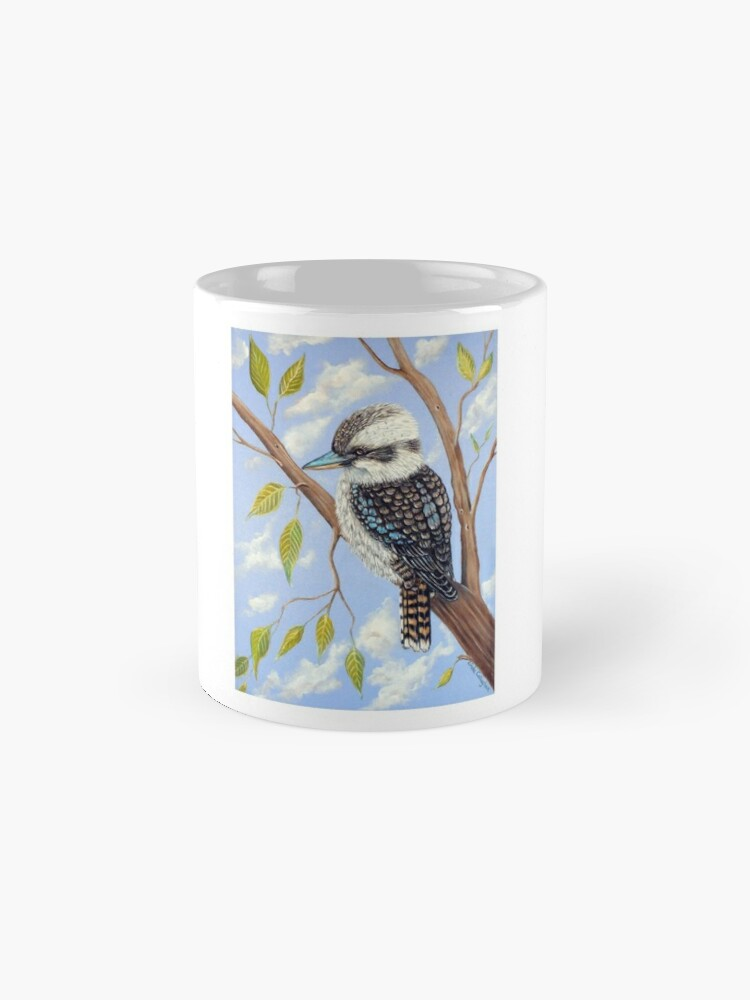 Alternate view of KOOKABURRA - LAZY DAYS Mug