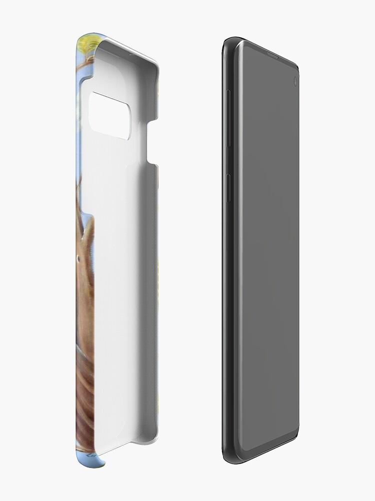 Alternate view of KOOKABURRA - LAZY DAYS Case & Skin for Samsung Galaxy