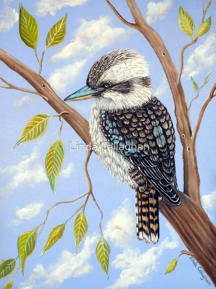 KOOKABURRA - LAZY DAYS by Linda Callaghan