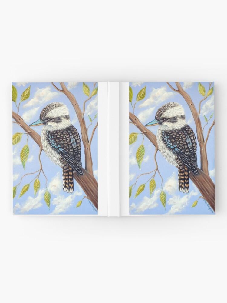 Alternate view of KOOKABURRA - LAZY DAYS Hardcover Journal