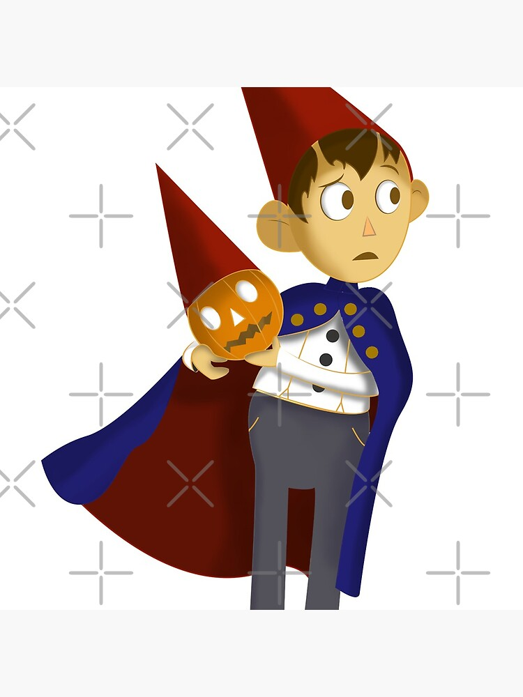 Over the Garden Wall Wirt Halloween Pumpkin by jeffreewellz
