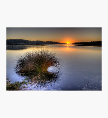 Awakening - Narrabeen Lakes, Sydney - The HDR Experience Photographic Print