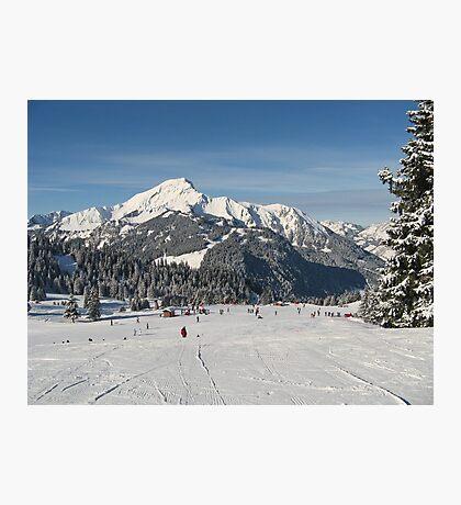Alps 1 Photographic Print