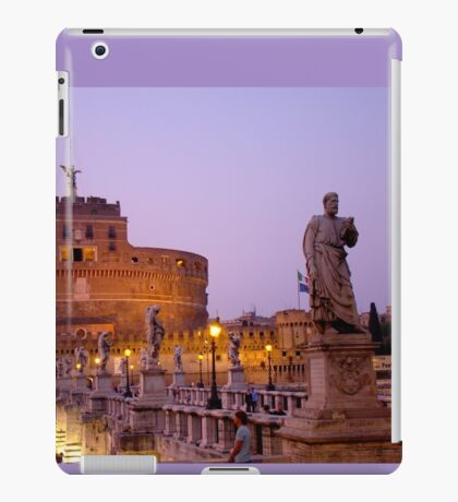 Angels in the Evening iPad Case/Skin