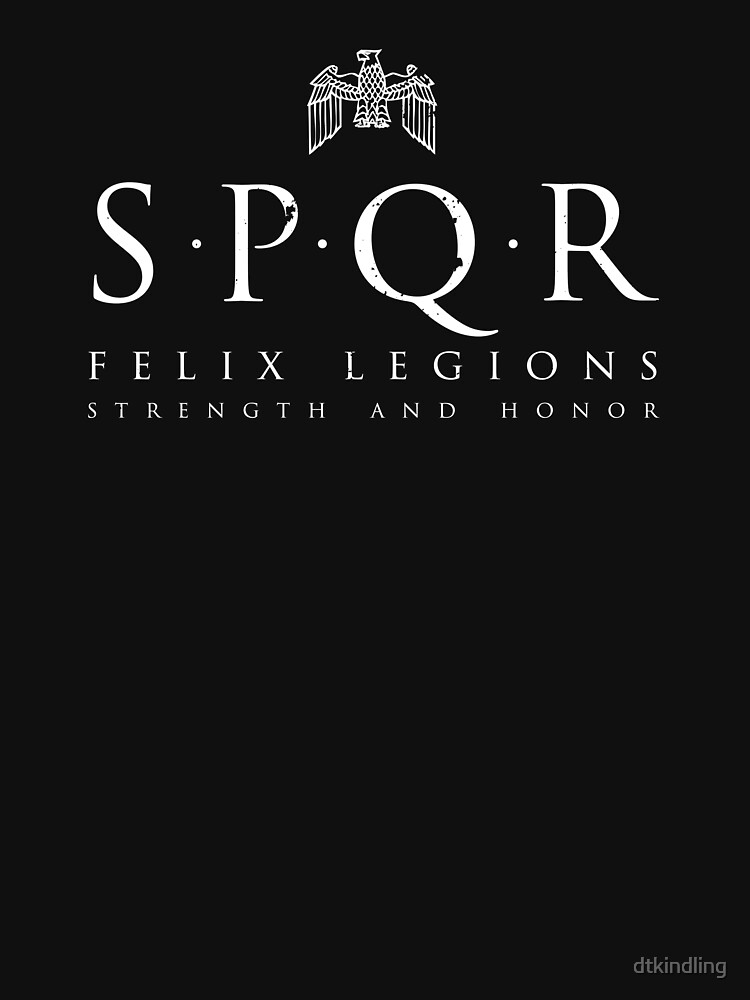 SPQR - Roman Empire Army by dtkindling