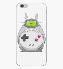 Game Boy Totoro iPhone Case