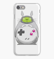 Game Boy Totoro iPhone Case/Skin