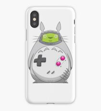 Game Boy Totoro iPhone Case/Skin