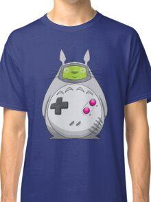 Game Boy Totoro Classic T-Shirt