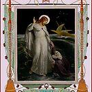 Christ walking on the Sea. by albutross