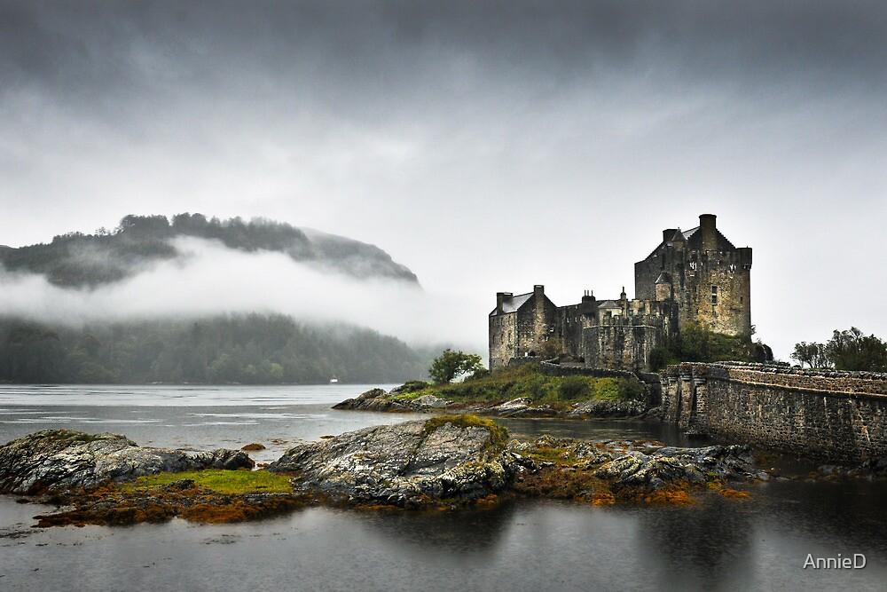 Eilean Donan Castle by AnnieD