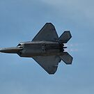 US Air Force F-22 Raptor  by Kenneth Fugate