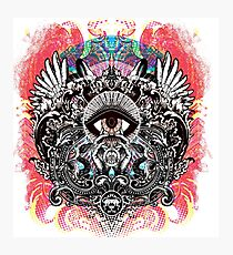 Mars Volta mystic eye Photographic Print