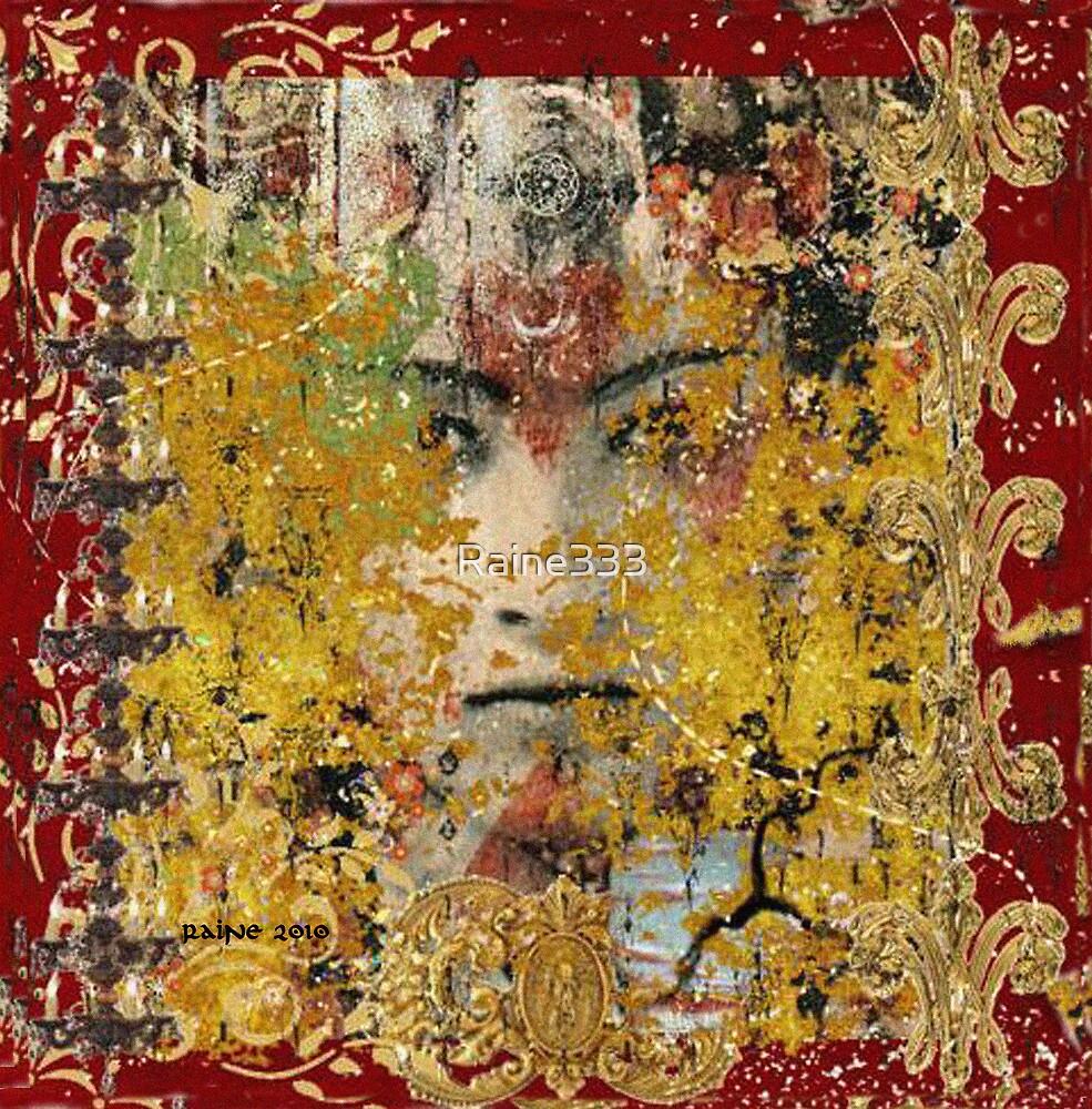 Beneath The Veil... by Raine333