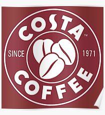 Costa Coffee Posters Redbubble