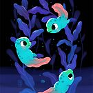 Tadpoles by freeminds