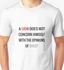 Tywin Lannister Quote Unisex T-Shirt