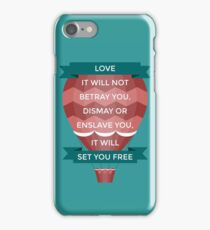 Mumford and Sons iPhone Case/Skin