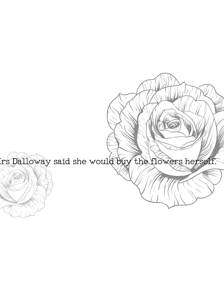First Lines - Mrs Dalloway by verbose