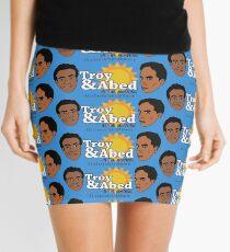 The Real Morning Talkshow Mini Skirt