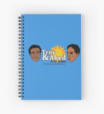 The Real Morning Talkshow Spiral Notebook