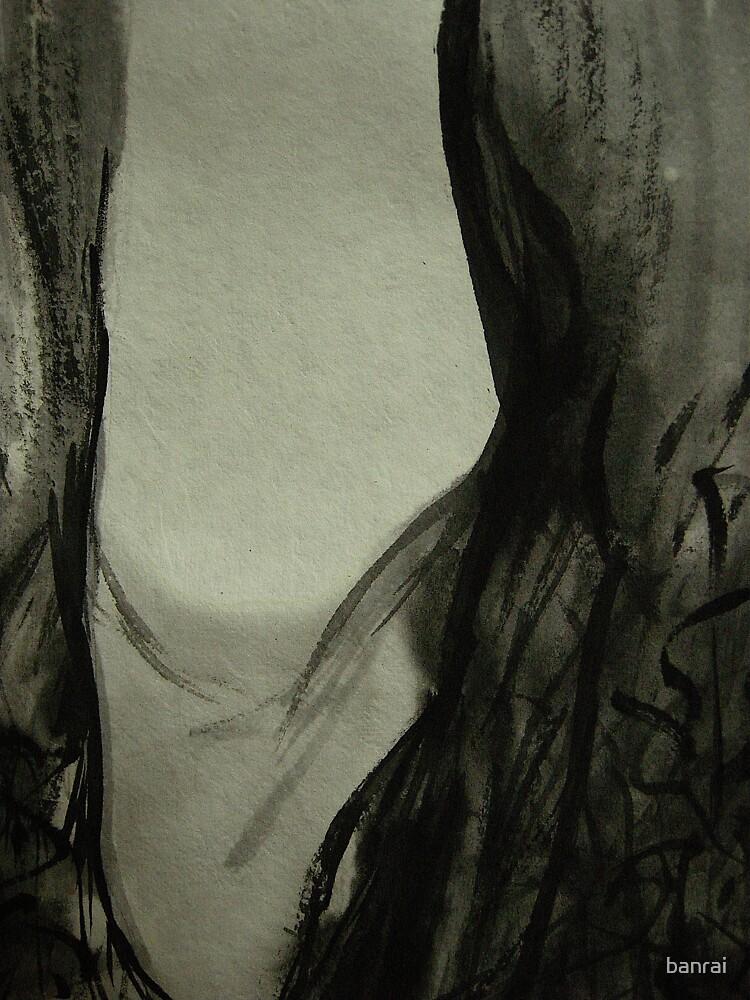 dark gorge.... a by gone era by banrai