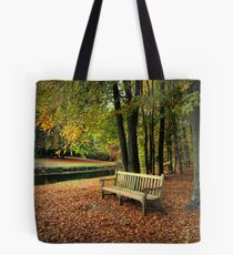 Sit Down And Enjoy Tote Bag