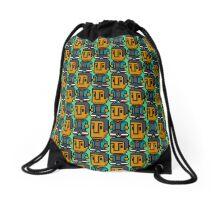 8-Bit Abed Nadir Drawstring Bag