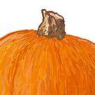 Pumpkin Close by Jokertoons