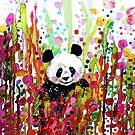 «panda» de sylvie  demers