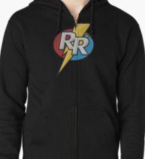 Chip 'N Dale: Rescue Rangers Logo Zipped Hoodie
