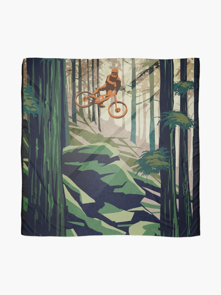 Alternate view of MY THERAPY: Mountain Bike! Scarf