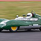 Lotus 17 Prototype by Willie Jackson