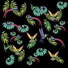 Birds Heaven II  by Manitarka
