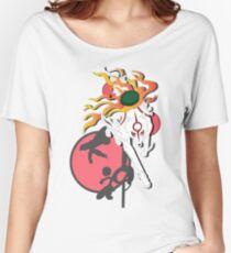 Ōkami Women's Relaxed Fit T-Shirt