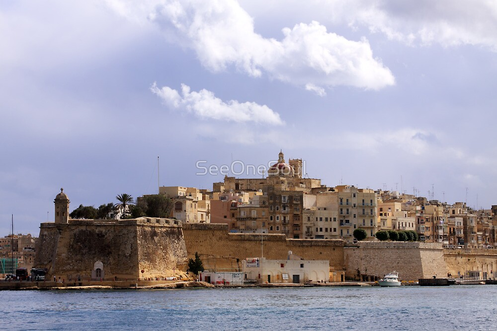 Views of Malta I by SeeOneSoul
