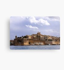 Views of Malta I Canvas Print