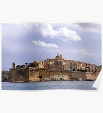Views of Malta I Poster