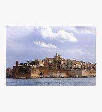 Views of Malta I Photographic Print