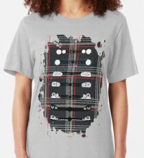Tartan GTI Slim Fit T-Shirt