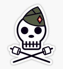 Skull Series SKULLSCOUT Sticker