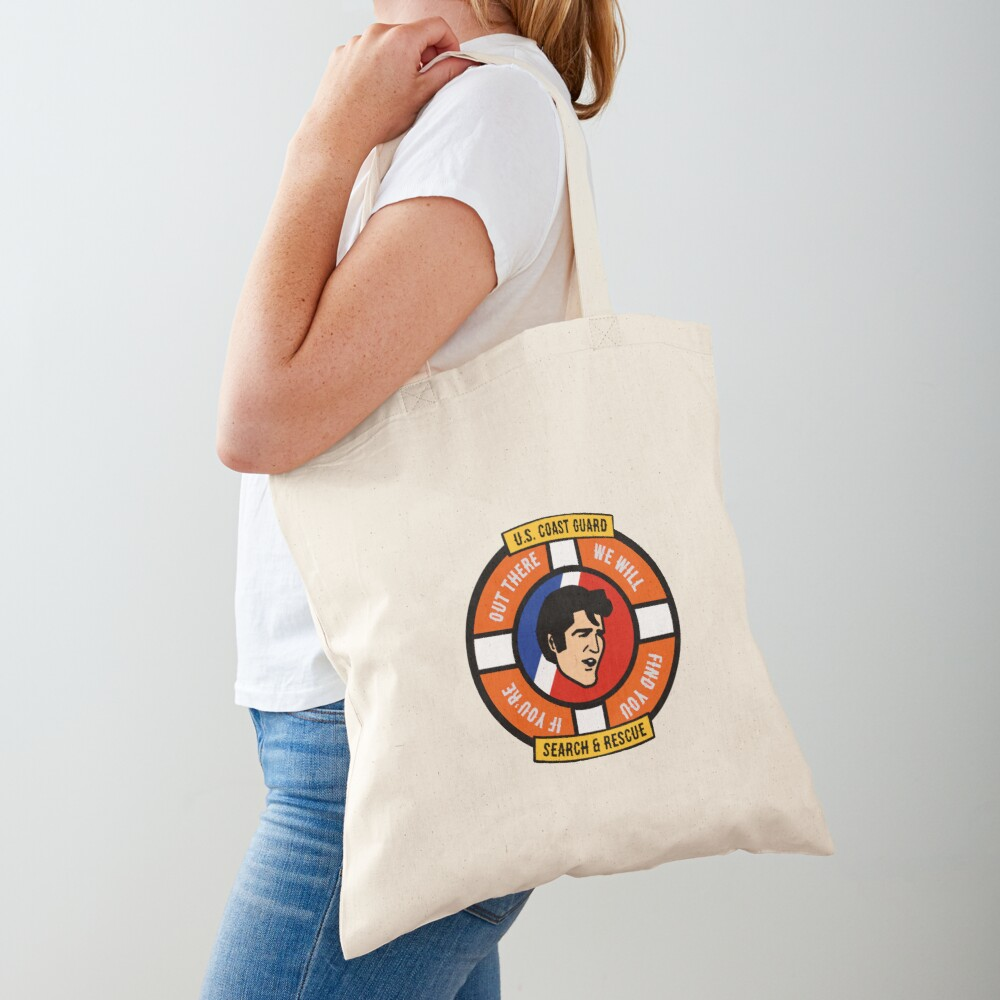 We Will Find You - Elvis Tote Bag