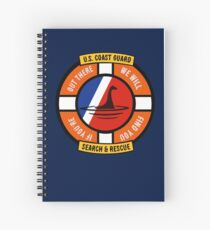 We Will Find You - Nessie Spiral Notebook
