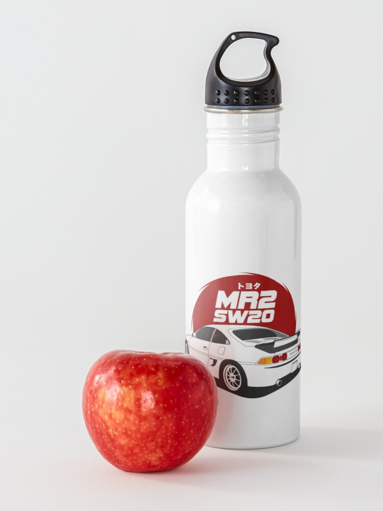 Alternate view of Toyota MR2 SW20 Water Bottle
